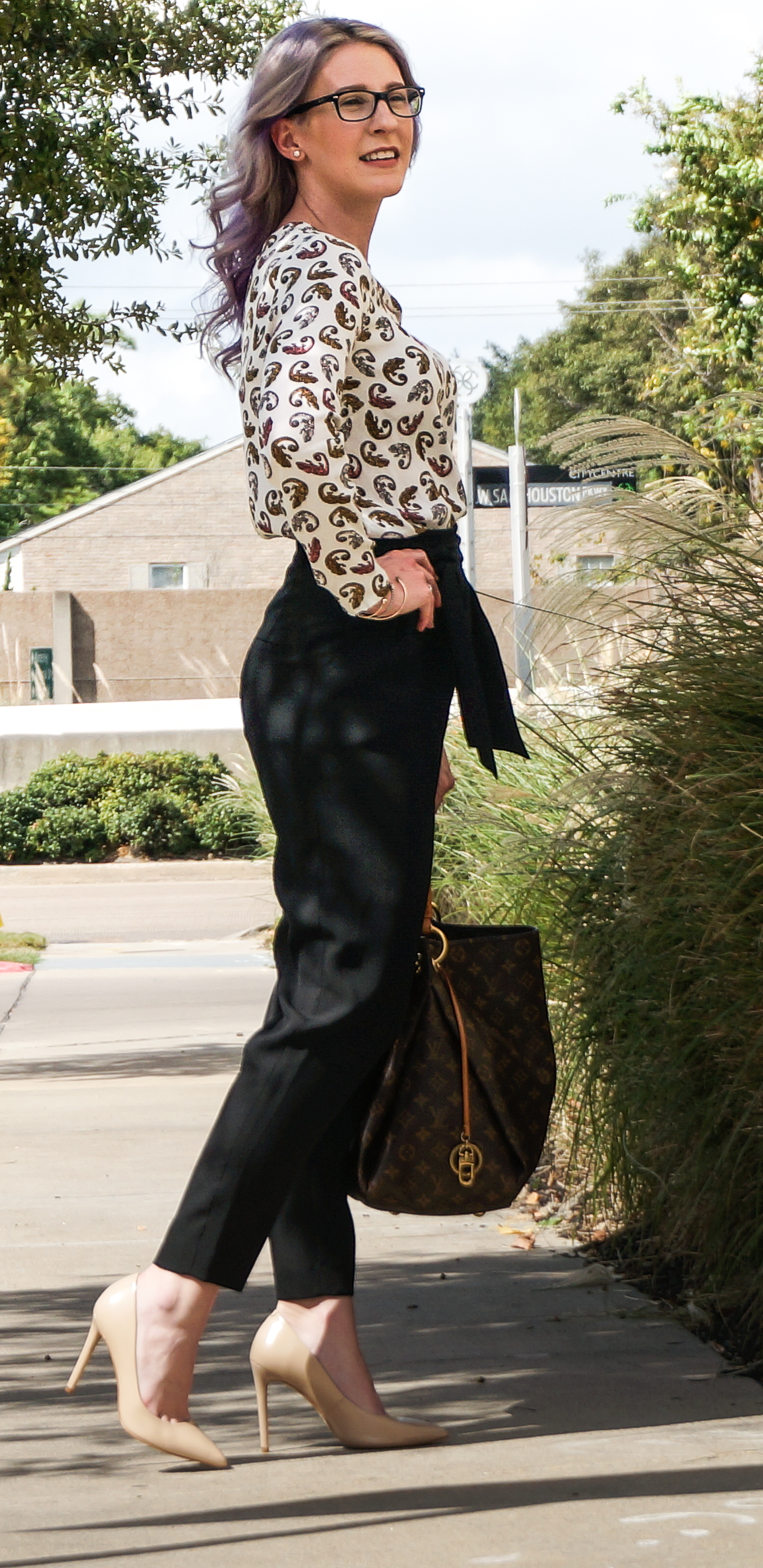 houston blogger, fashion blogger, style blogger, work wear, business casual,