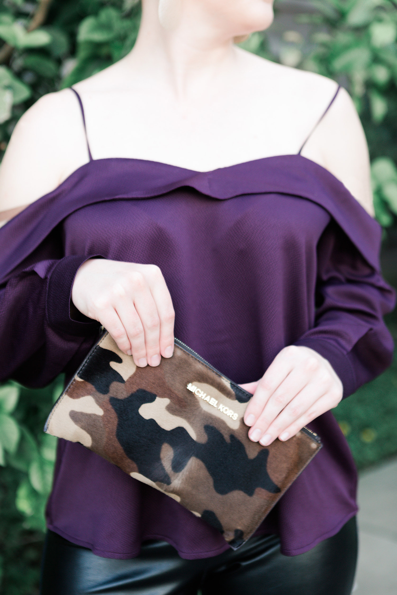 camo clutch, camouflage purse, camo bag